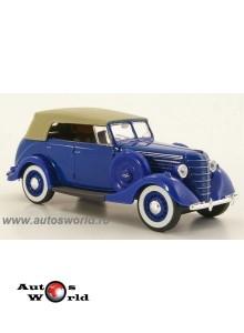 GAZ 11-40 albastru, 1:43 Nash Avtoprom