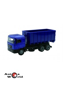Macheta camion MAN F2000 simplu, 1:43 Newray