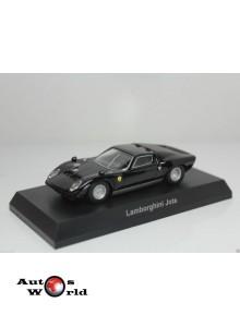 Lamborghini Jota negru, 1:64 Kyosho