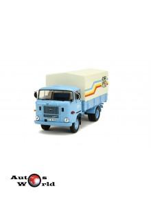Macheta camion IFA W50 L 1973, 1:43 Ixo
