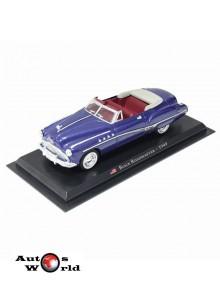 Masini De Legenda Nr.33 - Macheta auto Buick Roadmaster 1949, 1:43 Amercom