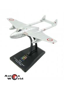 Macheta Avion Macchi Dh100 De Havilland Bombardier Vampire 1:100