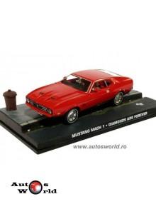 Ford Mustang Mach 1 James Bond, 1:43 Eaglemoss