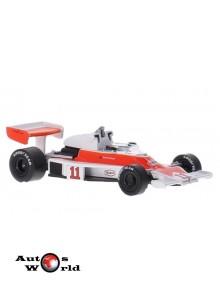Macheta auto McLaren M23, No.11, J.Hunt, 1:43 Ixo