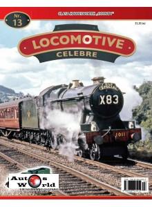 Locomotive Celebre Nr.13 - Clasa Hawksworth County, 1:76 Amercom