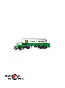 Macheta camion Unic MZ 36 Saverne 1960-66, 1:43 Ixo
