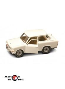 Macheta auto Trabant 601 1963 crem, 1:24 Lucky Diecast