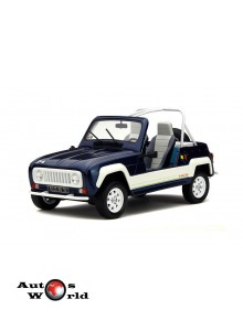 Macheta auto Renault 4L JP4, 1:18 Otto Models