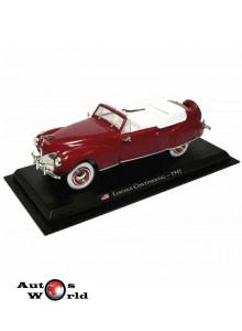 Masini De Legenda Nr.55 - Macheta auto Lincoln Continental 1941, 1:43 Amercom