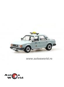 Skoda 120L Taxi gri, 1:72 Abrex