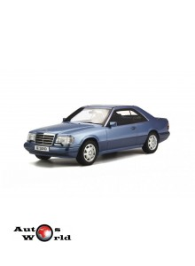 Macheta auto Mercedes-Benz (C124) E320 Coupe, 1:18 Otto Models