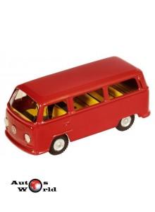 Volkswagen  T2 Minibus rosu, 1:43 Kovap
