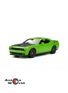 Macheta auto Dodge Challenger Hellcat SRT, 1:18 GT Spirit
