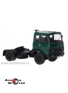 Camion MAZ 5432 cap-tractor, verde, 1:43 Auto Historia