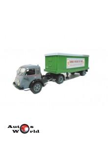 Macheta Camion Renault Faineant 1950-55, 1:43 Ixo