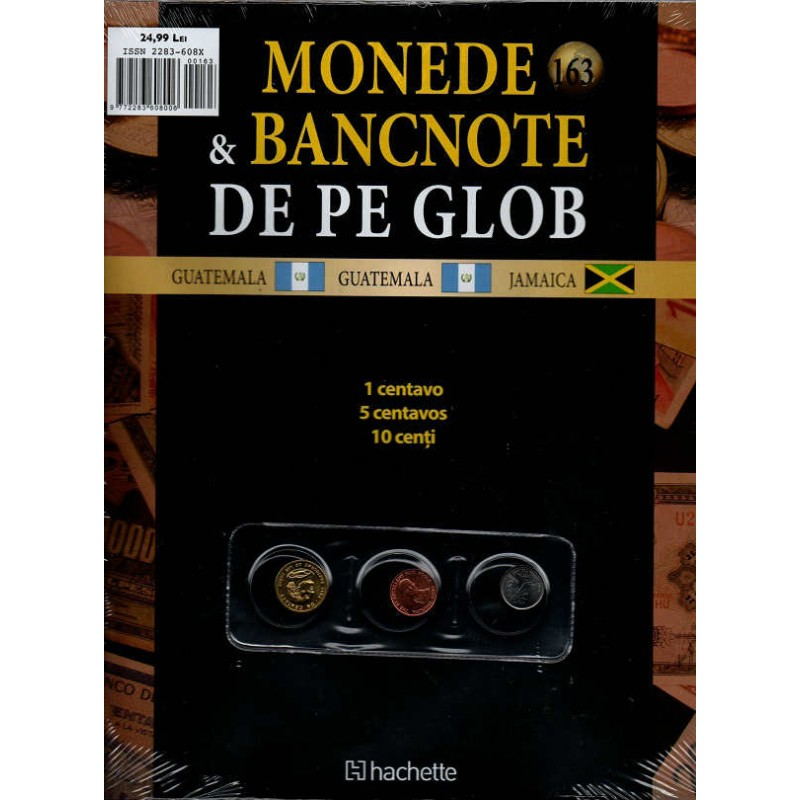 Monede Si Bancnote De Pe Glob Nr.163, Hachette