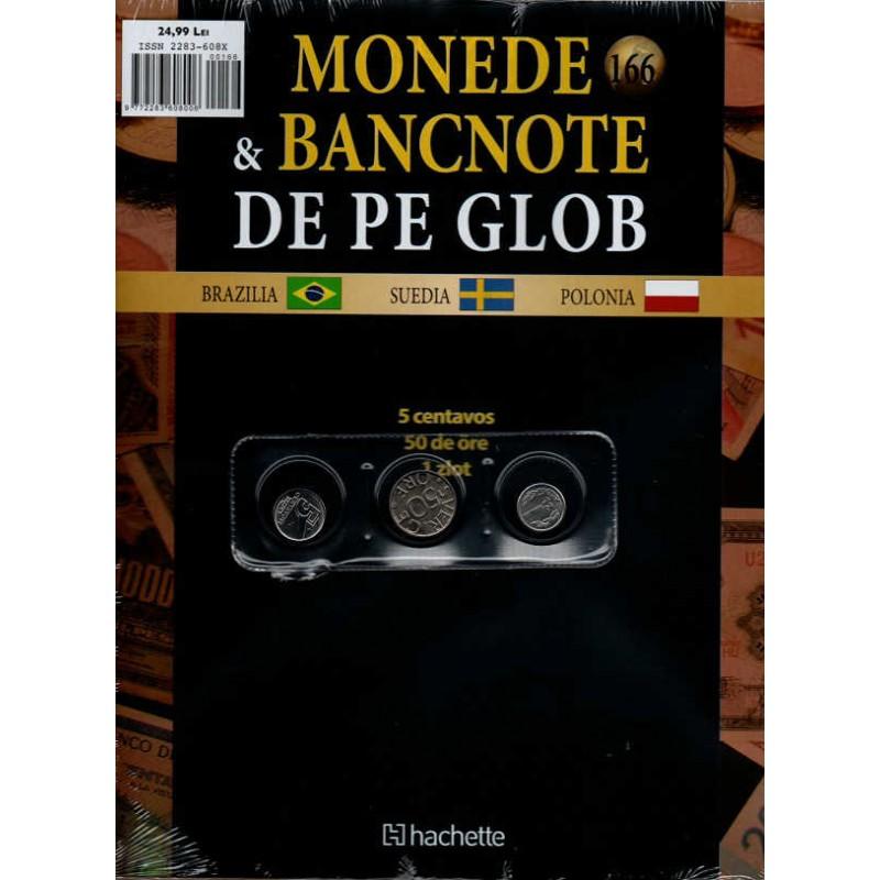 Monede Si Bancnote De Pe Glob Nr.166, Hachette