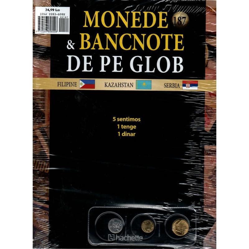 Monede Si Bancnote De Pe Glob Nr.187, Hachette