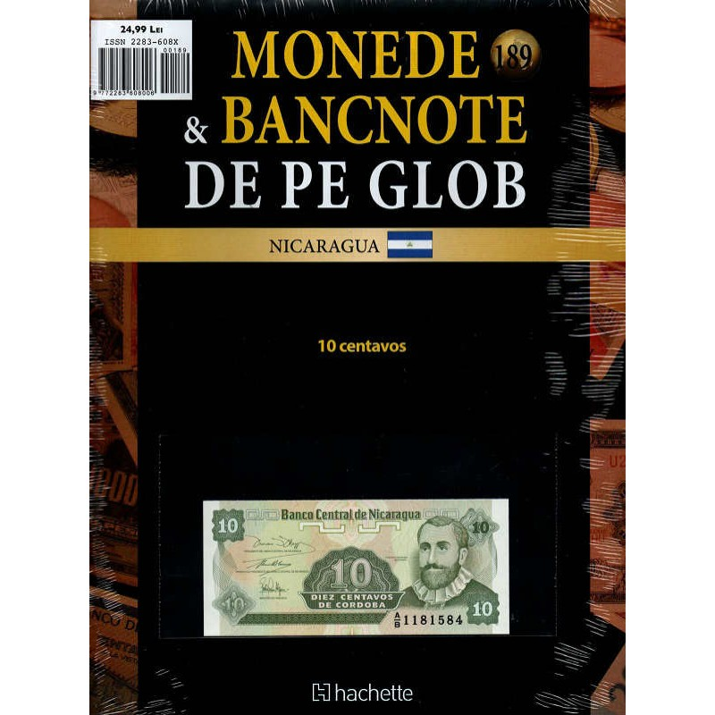 Monede Si Bancnote De Pe Glob Nr.189, Hachette