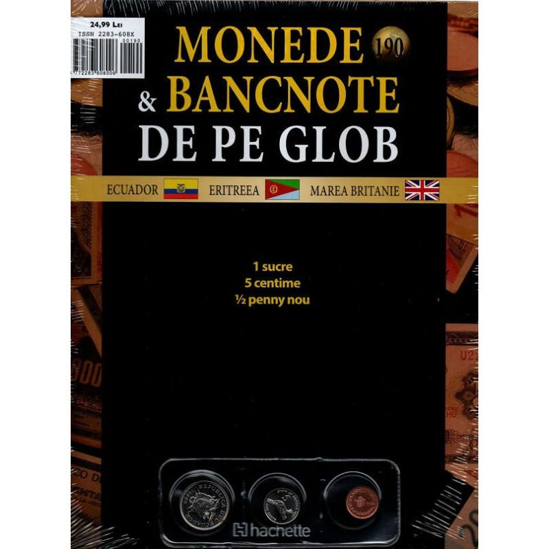 Monede Si Bancnote De Pe Glob Nr.190, Hachette
