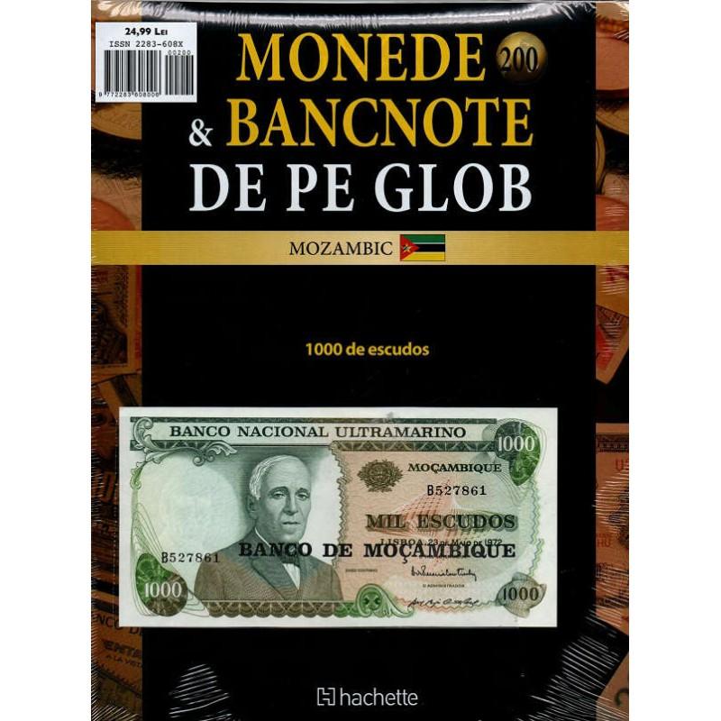 Monede Si Bancnote De Pe Glob Nr.200, Hachette