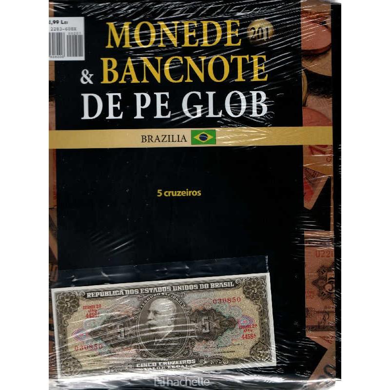 Monede Si Bancnote De Pe Glob Nr.201, Hachette