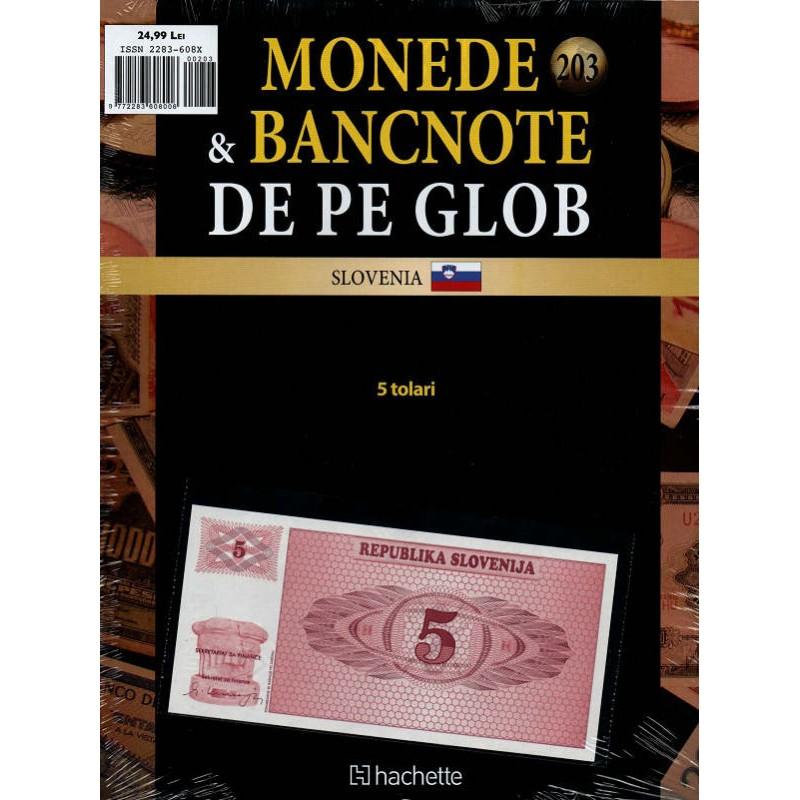 Monede Si Bancnote De Pe Glob Nr.203, Hachette