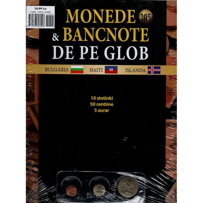 Monede Si Bancnote De Pe Glob Nr.205, Hachette
