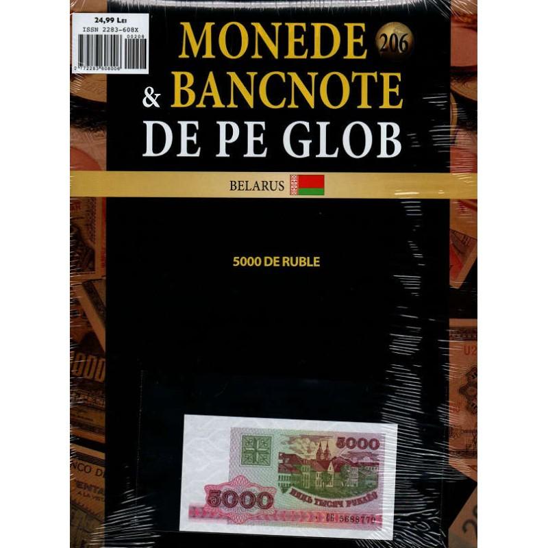Monede Si Bancnote De Pe Glob Nr.206, Hachette
