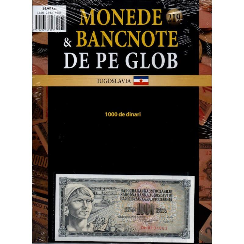 Monede Si Bancnote De Pe Glob Nr.219, Hachette