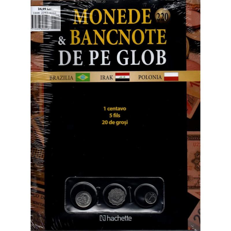 Monede Si Bancnote De Pe Glob Nr.220, Hachette
