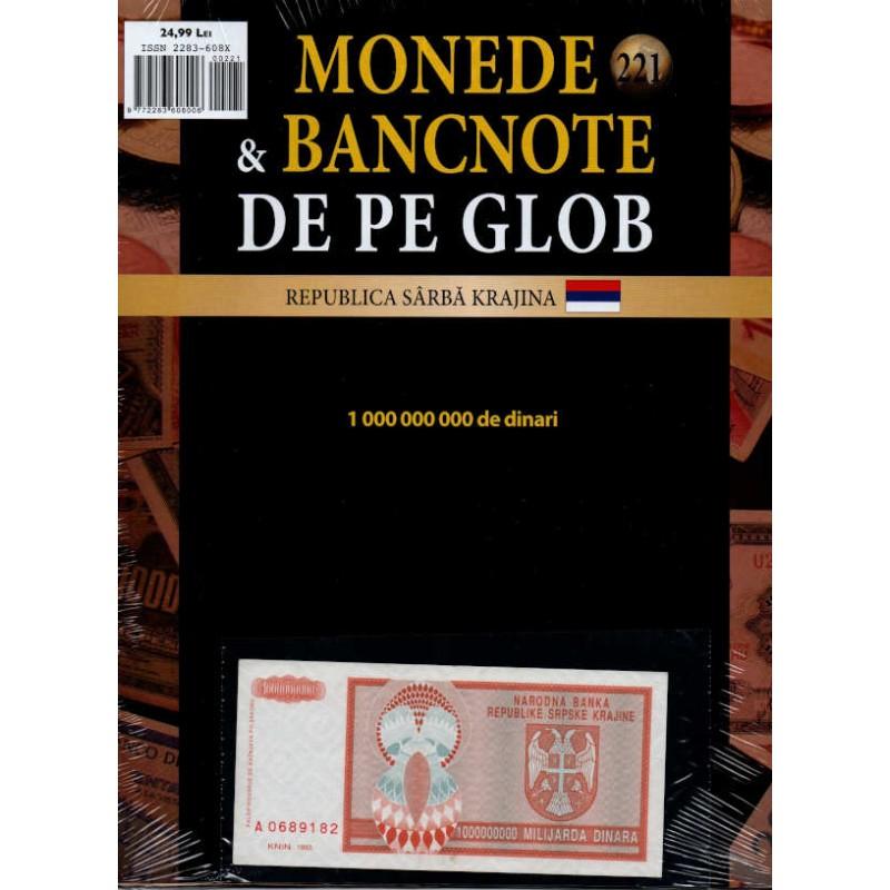 Monede Si Bancnote De Pe Glob Nr.221, Hachette