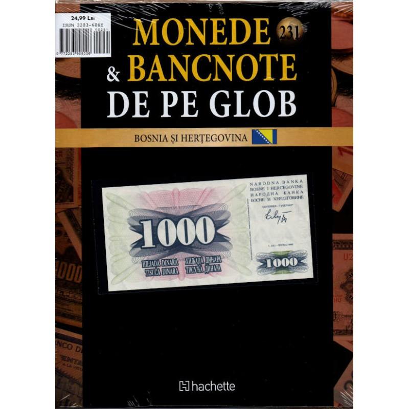Monede Si Bancnote De Pe Glob Nr.231, Hachette