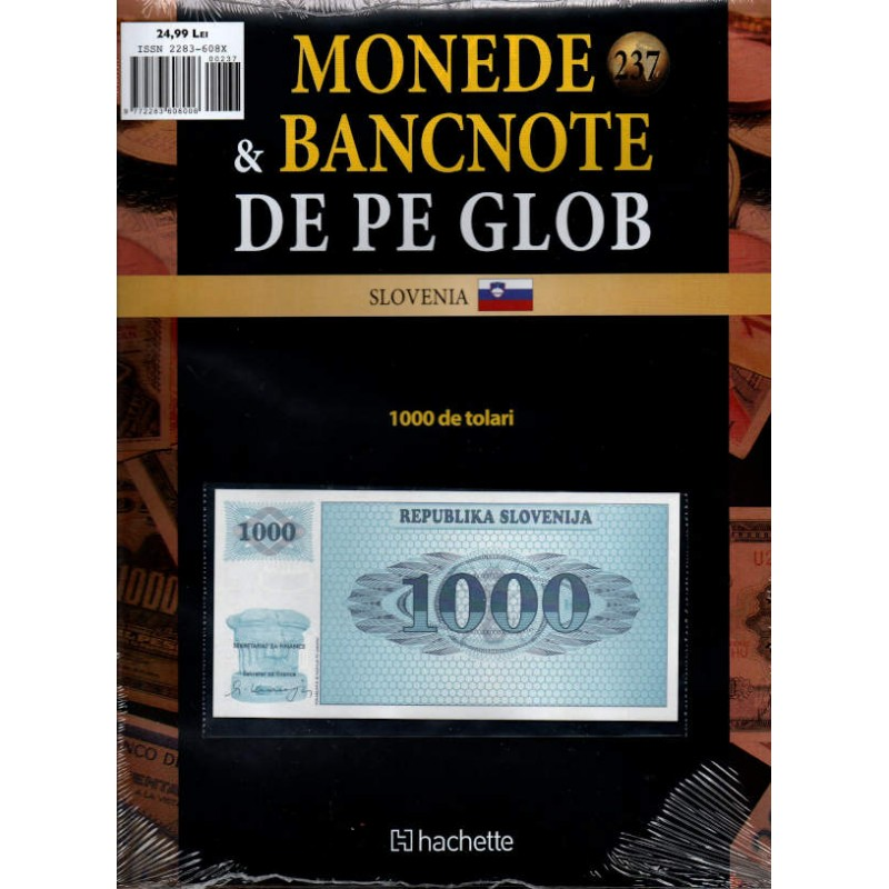 Monede Si Bancnote De Pe Glob Nr.237, Hachette