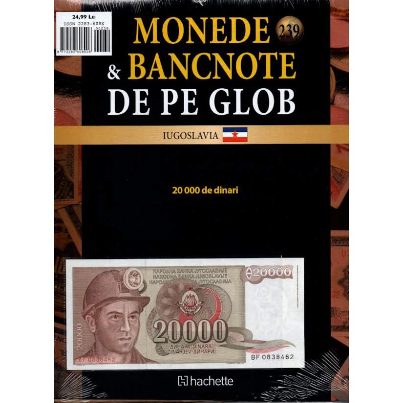 Monede Si Bancnote De Pe Glob Nr.239, Hachette