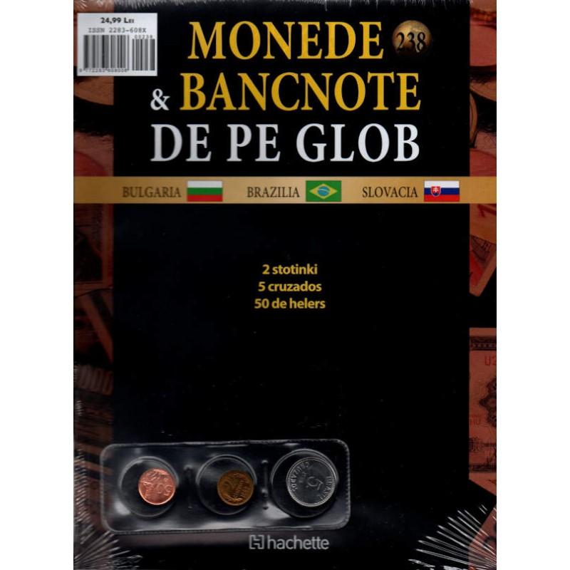 Monede Si Bancnote De Pe Glob Nr.238, Hachette