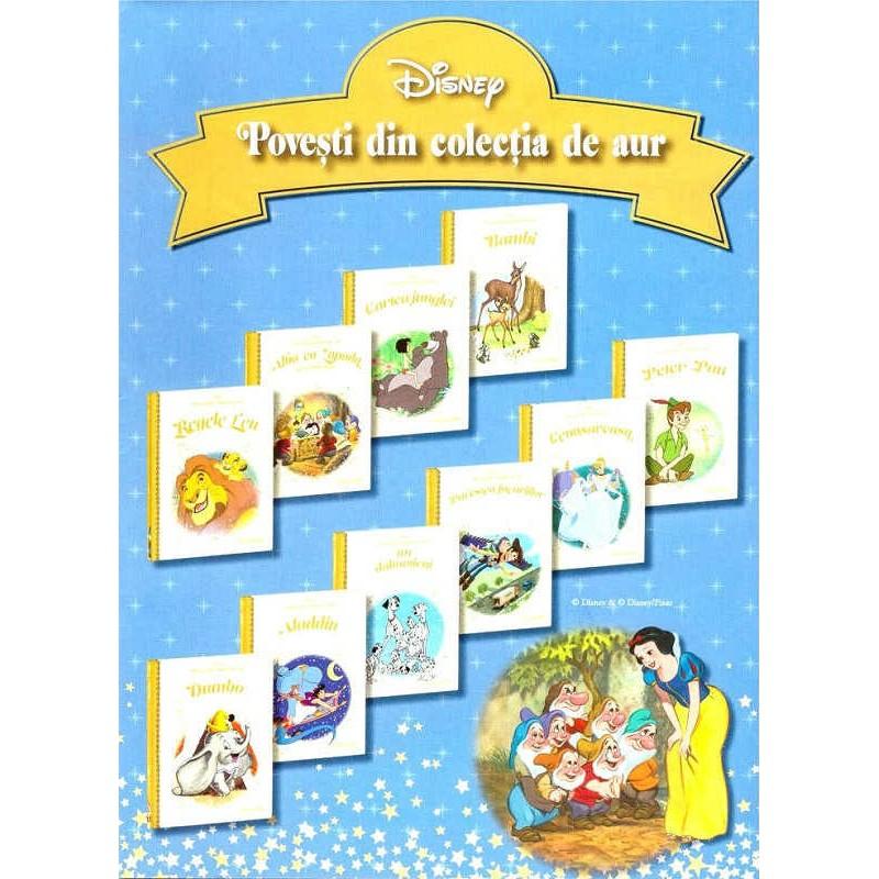 Abonament Povesti din colectia de aur Disney Nr.prezent-100, Hachette