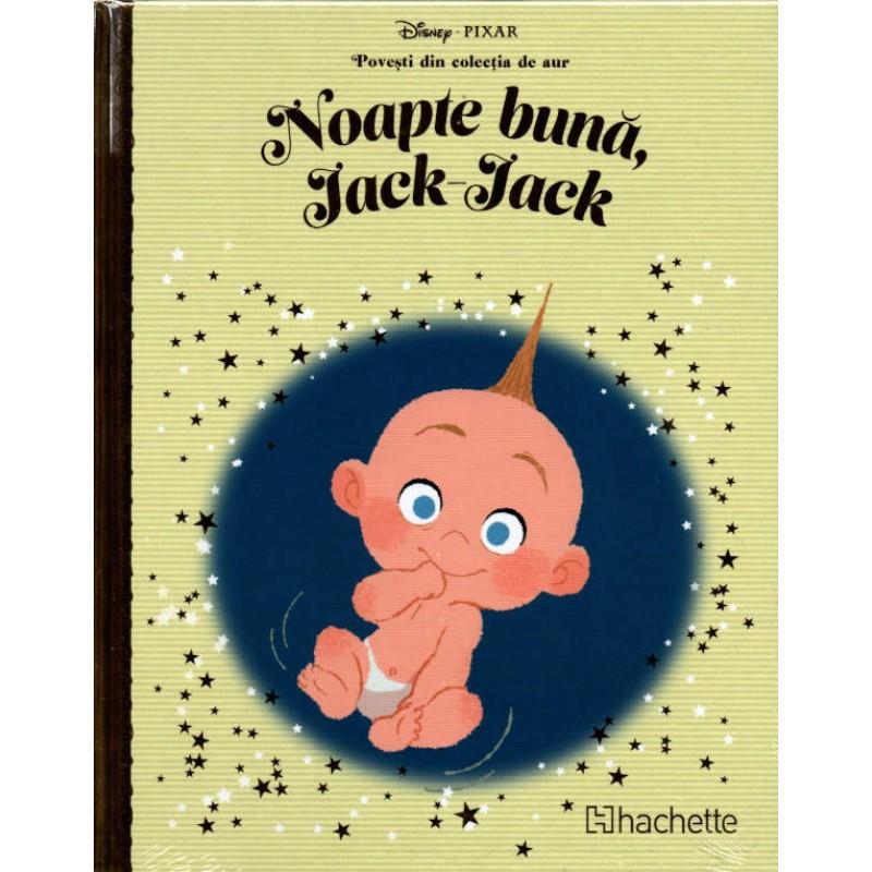 Carte Povesti din colectia de aur Disney Nr.102 – Noapte Buna Jack-Jack, Hachette