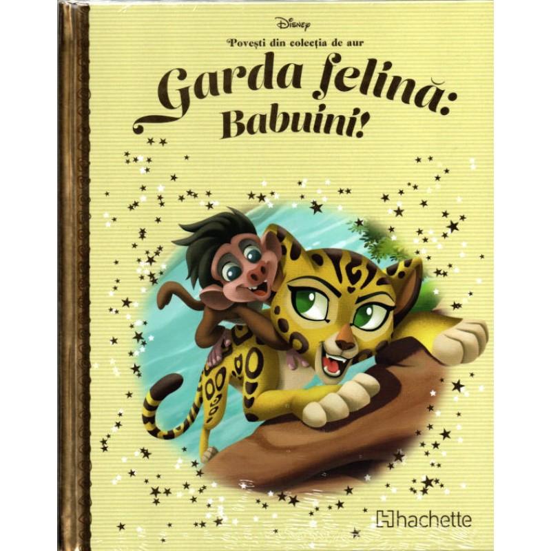 Carte Povesti din colectia de aur Disney Nr.108 – Garda Felina: Babuini!, Hachette