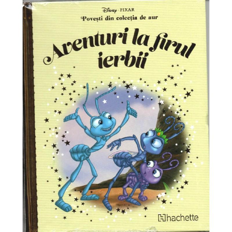 Carte Povesti din colectia de aur Disney Nr.35 - Aventuri la Firul Ierbii, Hachette