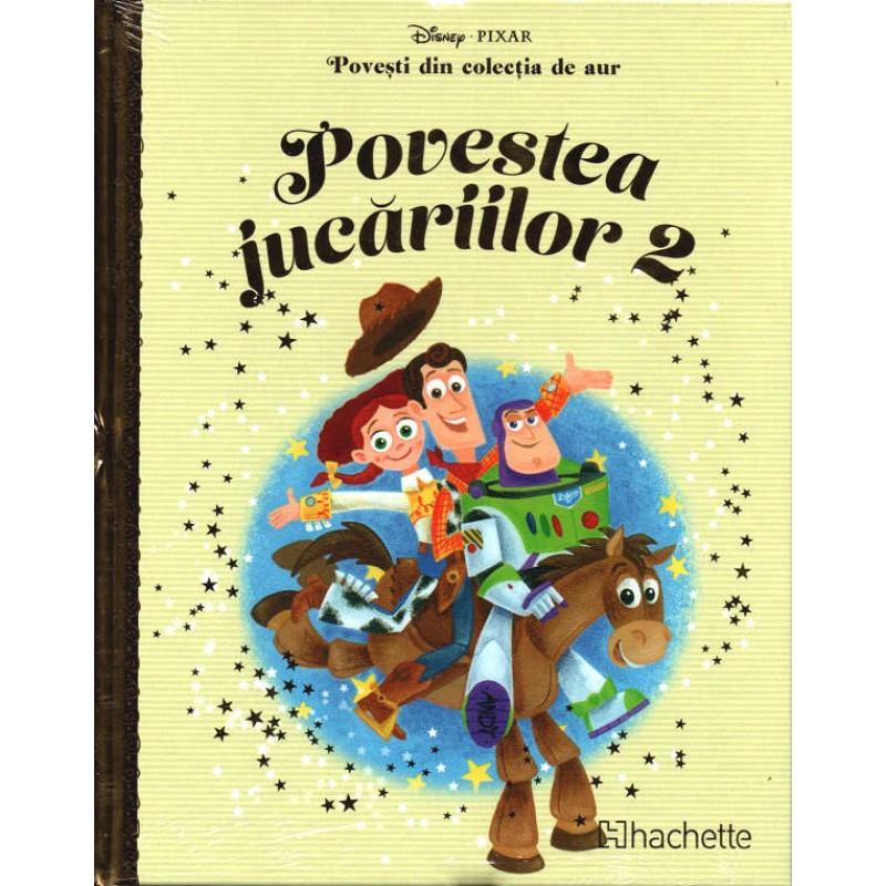 Carte Povesti din colectia de aur Disney Nr.39 - Povestea Jucariilor 2, Hachette