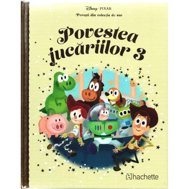 Carte Povesti din colectia de aur Disney Nr.58 - Povestea Jucariilor 3, Hachette