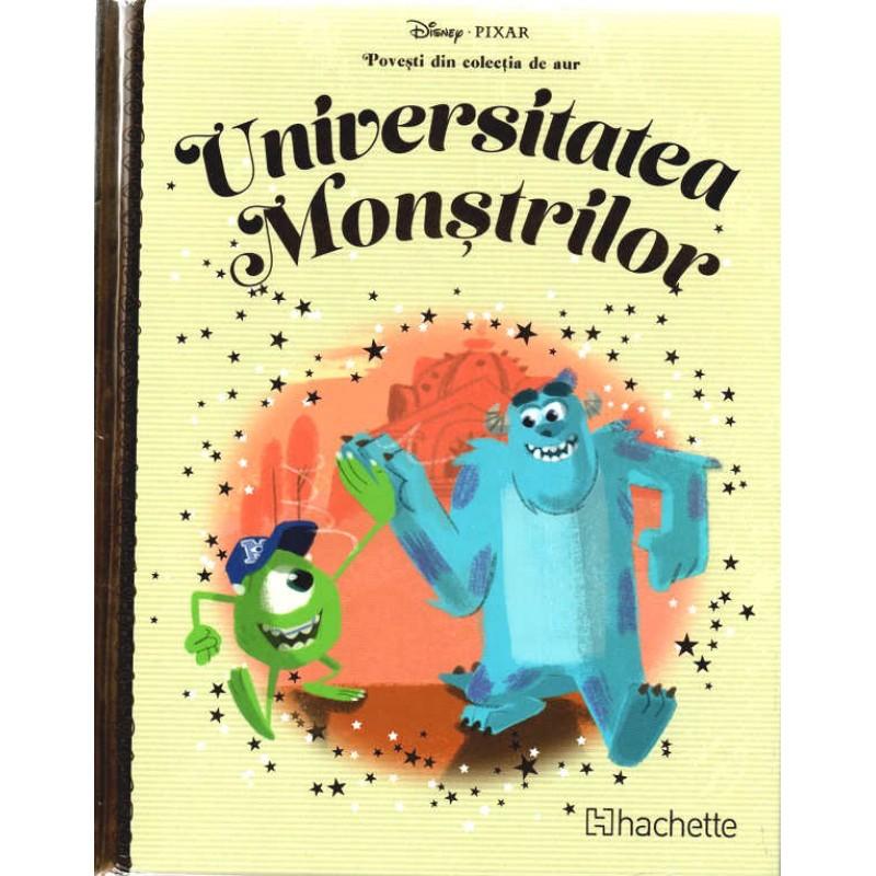 Carte Povesti din colectia de aur Disney Nr.59 - Universitatea Monstrilor, Hachette