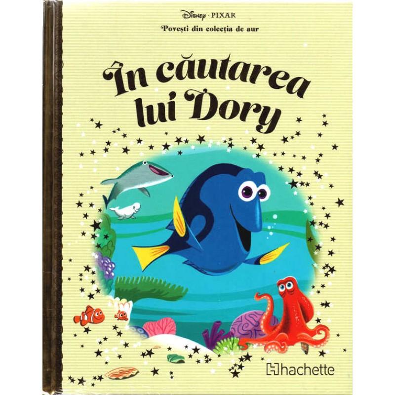 Carte Povesti din colectia de aur Disney Nr.60 - In cautarea lui Dory, Hachette