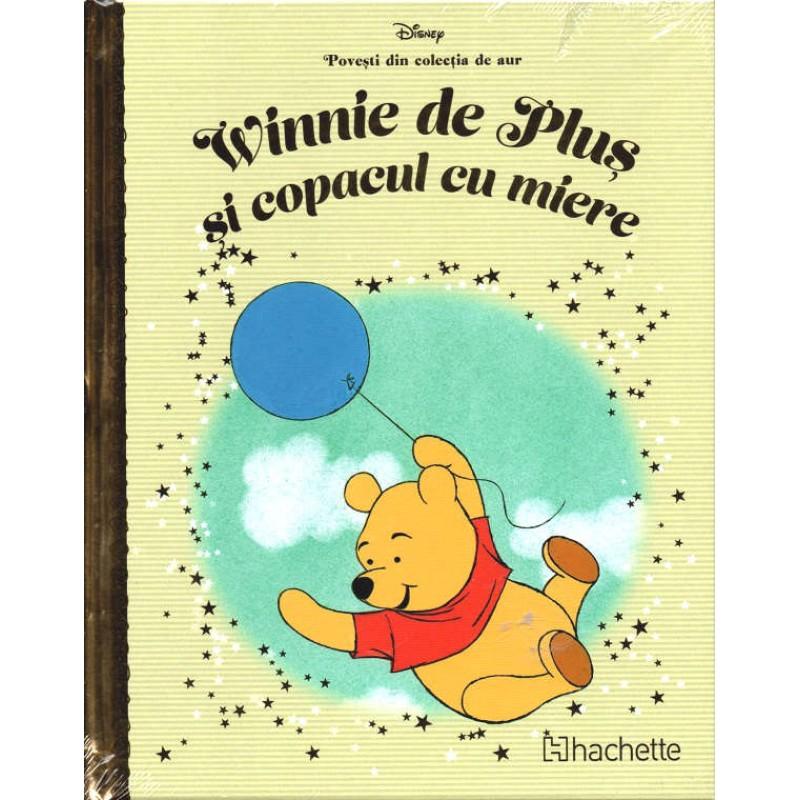 Carte Povesti din colectia de aur Disney Nr.71 - Winnie de Plus si Copacul cu Miere, Hachette
