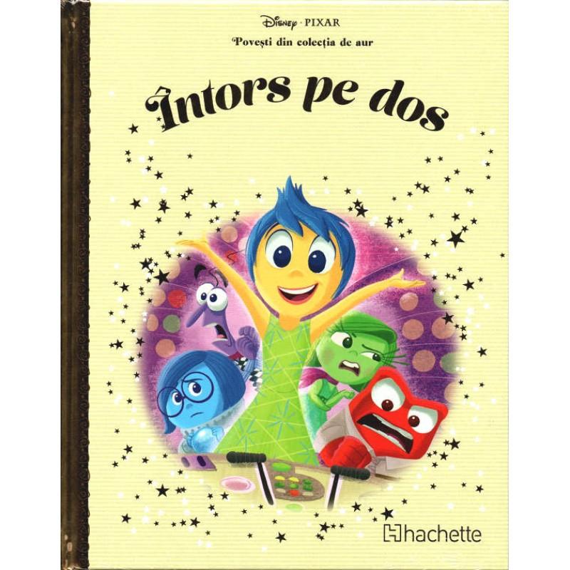 Carte Povesti din colectia de aur Disney Nr.76 - Intors pe Dos, Hachette