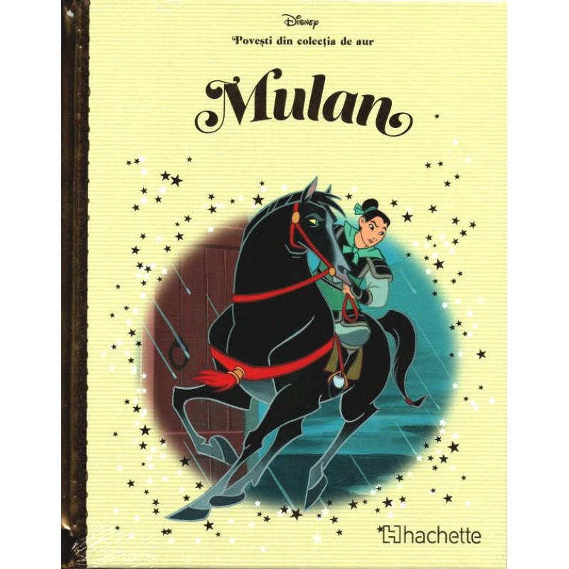 Carte Povesti din colectia de aur Disney Nr.84 - Mulan, Hachette
