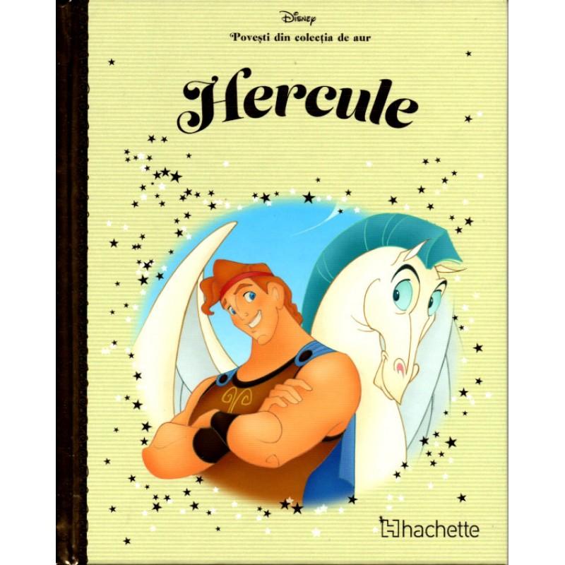 Carte Povesti din colectia de aur Disney Nr.91 - Hercule, Hachette