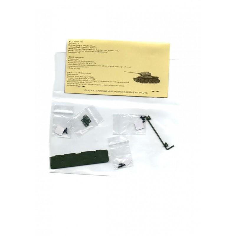 Colectia Tancul Т-34 Nr.136, 1:16 macheta kit de asamblat, Eaglemoss