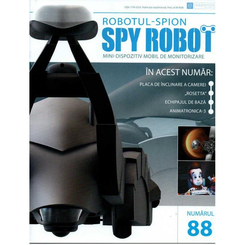 Colectia Spy Robot Nr 88 Kit de asamblat, Eaglemoss